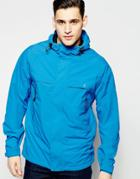 Farah Showerproof Jacket With Hood - Sierra