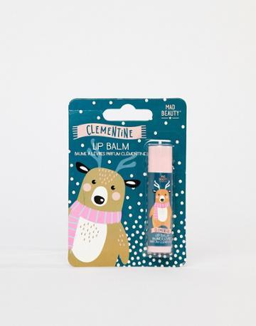 I Love Holidays Carded Lip Balm Reindeer - Clear