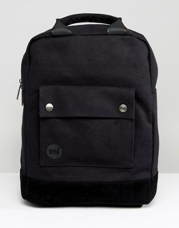 Mi-pac Tote Backpack In Black - Black