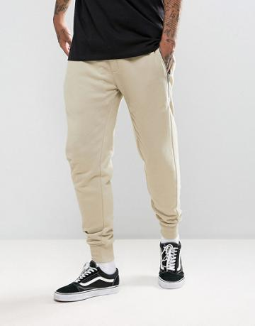 Mennace Signature Joggers In Sage - Green