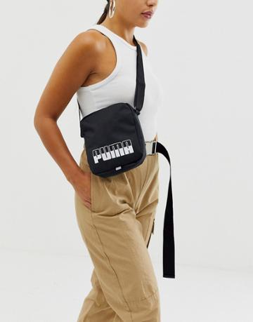 Puma Portable Ii Black Bag - Black