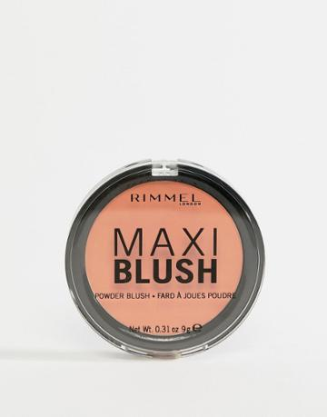 Rimmel Maxi Blush - Sweet Cheeks - Pink
