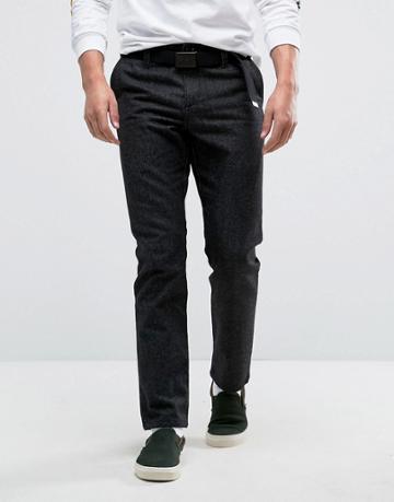 Carhartt Wip Club Pant Pants - Black