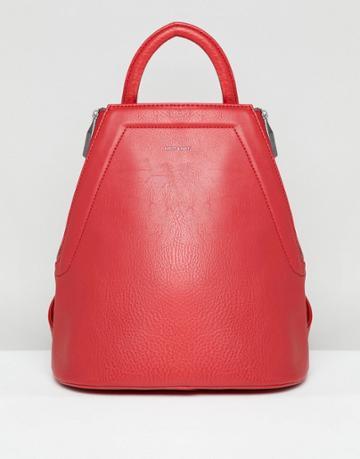 Matt & Nat Chanda Red Backpack - Red