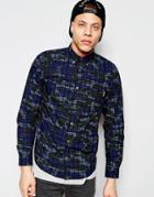 Carhartt Wip Foster Shirt Long Sleeve - Black