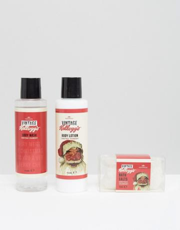 Kellogg's Bath & Body Trio - Clear