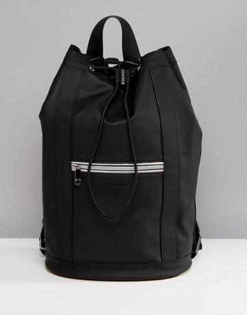 Fiorelli Sport Drawstring Duffle Backpack In Black - Black