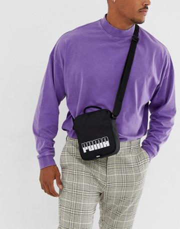 Puma Mini Portable Ii Black Bag - Black