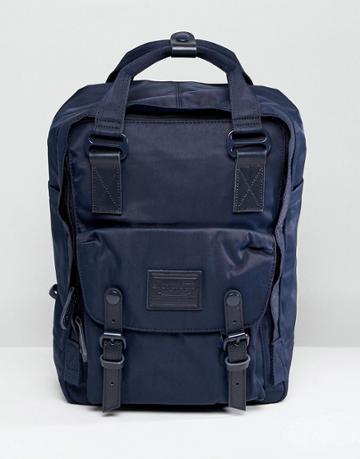 Doughnut Macaroon Backpack In All Navy - Navy