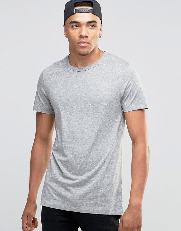 Jack & Jones Basic T-shirt - Gray