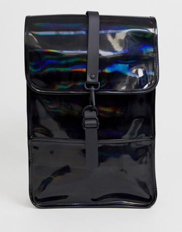 Rains Holographic Backpack