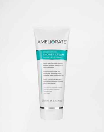 Ameliorate Skin Smoothing Shower Cream 200ml - Smoothing