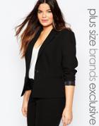 Junarose Tailored Blazer - Black