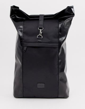 Spiral North Backpack In Black - Black