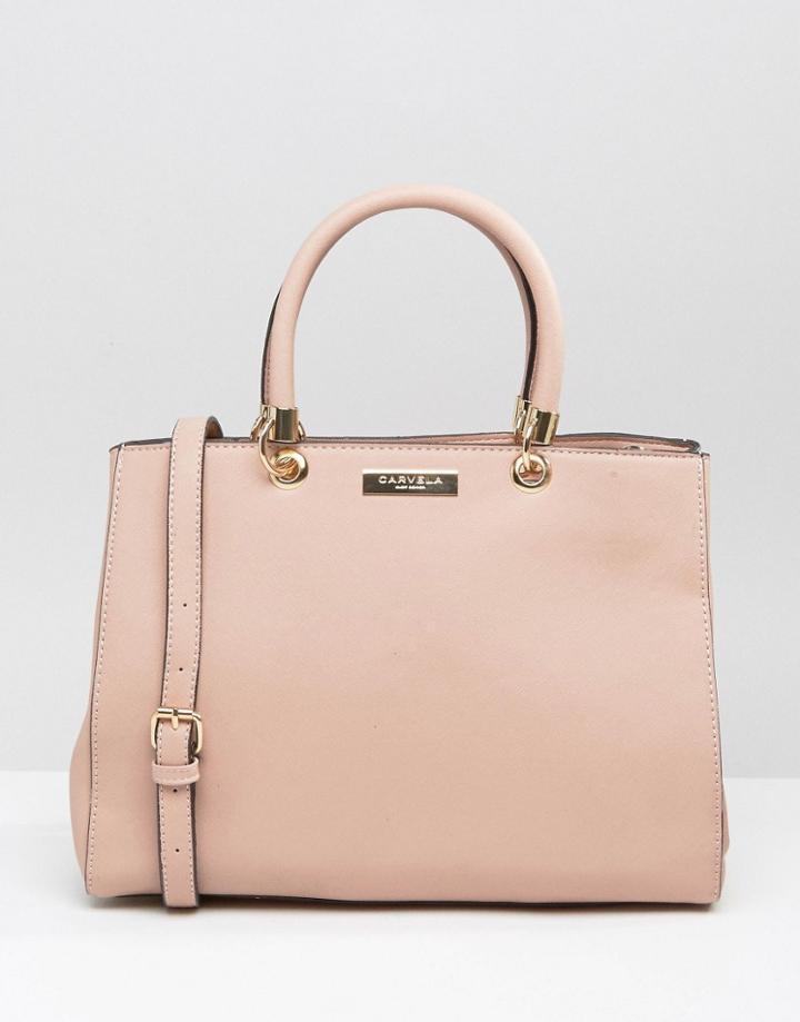 Carvela Tote Bag - Pink