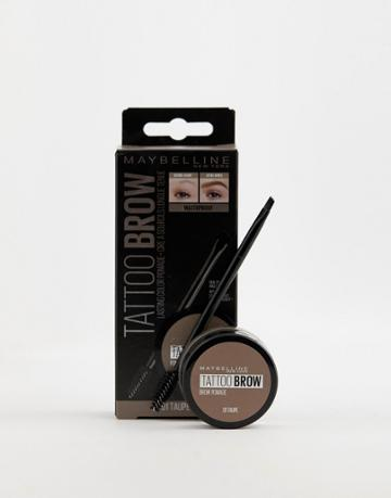 Maybelline Tattoo Brow Longlasting Brow Pomade - Brown