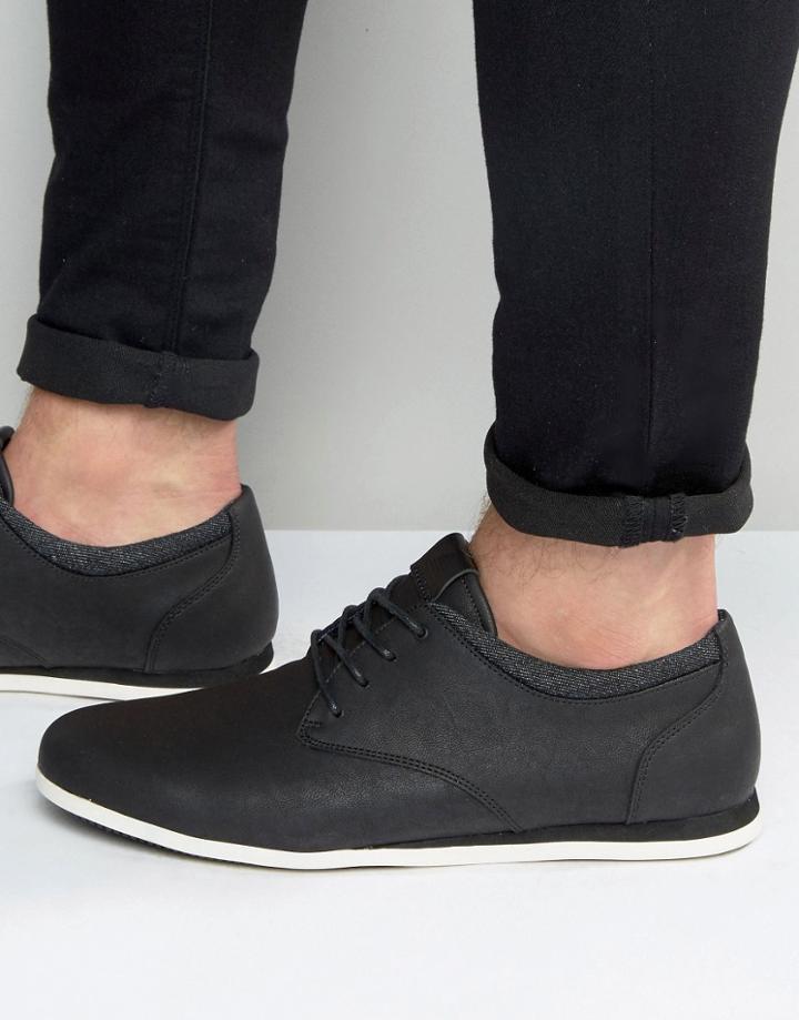 Aldo Aauwen Laceup Sneakers - Black