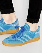 Adidas Originals Spezial Primeknit Sneakers S74843 - Blue