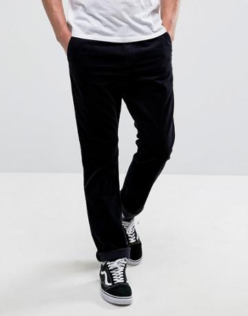 Carhartt Wip Corduroy Club Pant Pants - Navy