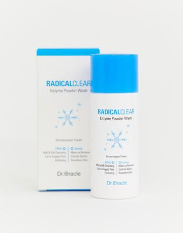 Dr. Oracle Radicalclear Enzyme Powder Wash 50g - Clear