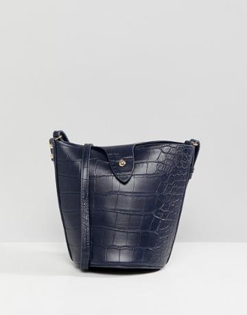 Vero Moda Bucket Bag - Navy