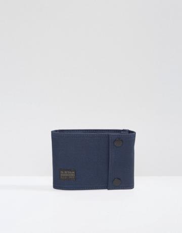 G-star Cart Wallet - Navy