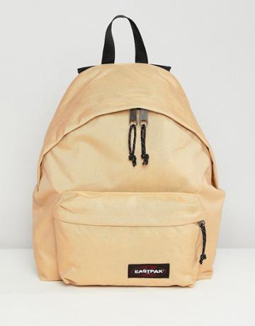 Eastpak Padded Pak'r Backpack 24l - Beige