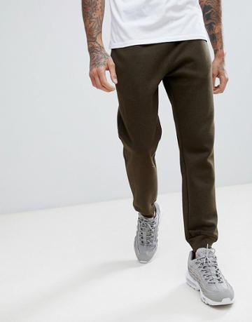 New Look Joggers In Khaki Marl - Gray