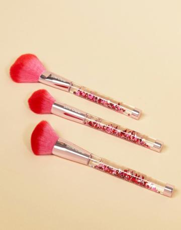Lime Crime Hot Stuff Brush Collection - Clear