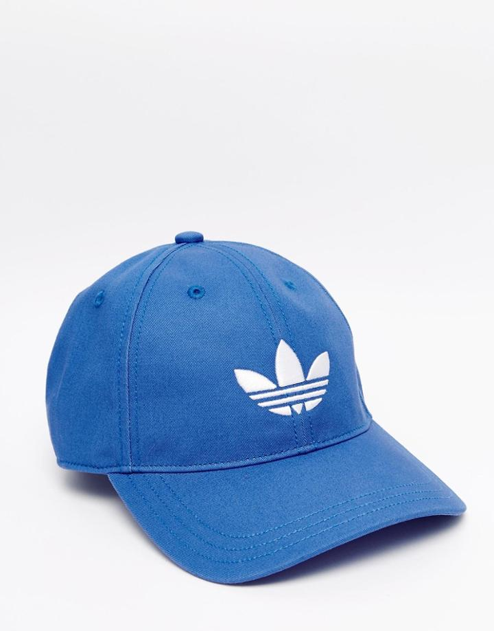 Adidas Originals Snapback Cap - Blue