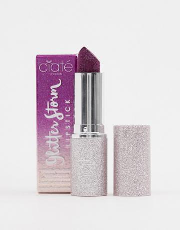Ciat Glitter Storm Lipstick Elektra - Pink