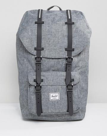 Herschel Supply Co Little America Backpack In Gray 25l - Gray