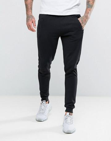Brooklyn Supply Co Recycled Jogger - Black