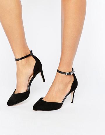 Asos Swallow Heels - Black