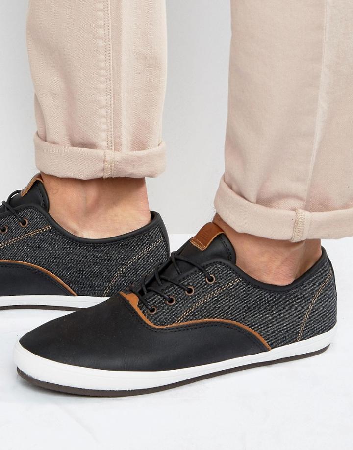 Aldo Abiradia Laceup Sneakers - Navy