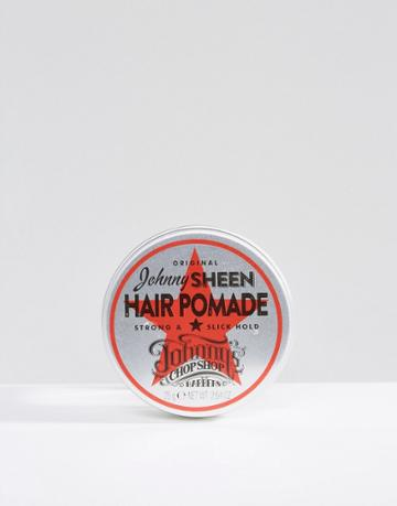 Johnny's Chop Shop Hair Pomade In Strong Hold - Multi