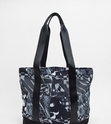 Noak X Will Harvey Tote Bag-black