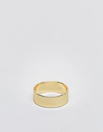 Asos Gold Ring - Gold