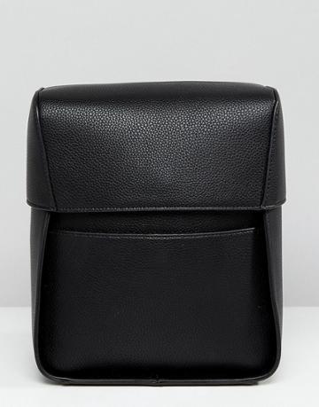 Asos Boxy Backpack - Black