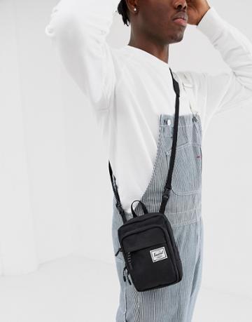 Herschel Supply Co Form Large 2l Flight Bag In Black - Black