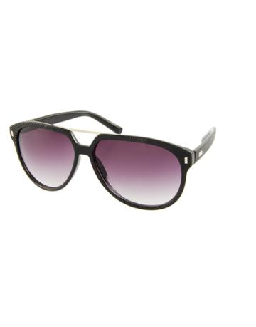 Jeepers Peepers Aaron Black Sunglasses
