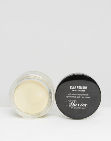 Baxter Of California Hair Pomade - Clay - Multi