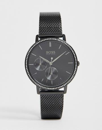 Boss 1502521 Infinity Mesh Watch