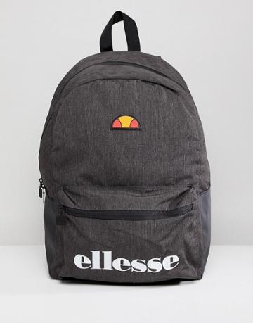 Ellesse Rivia Backpack In Gray - Gray