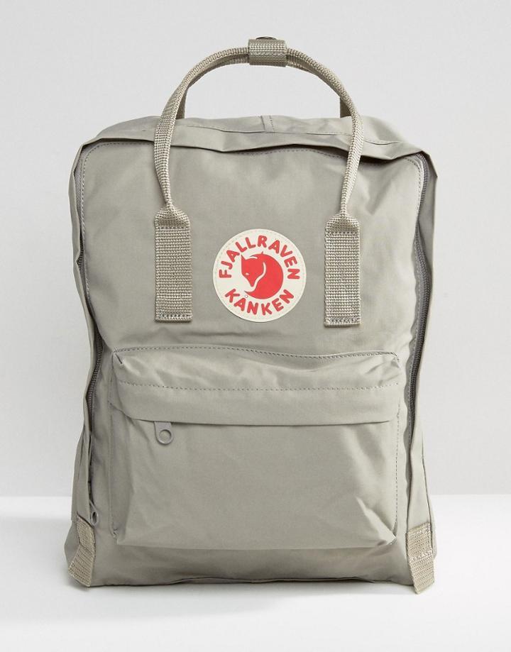 Fjallraven Kanken 16l Backpack In Gray - Gray