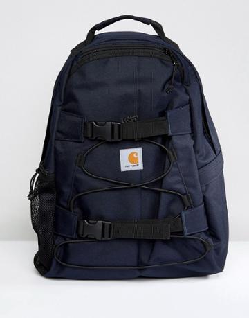 Carhartt Wip Kickflip Backpack - Navy