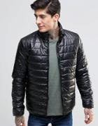 Only & Sons Quilted Jacket - Black