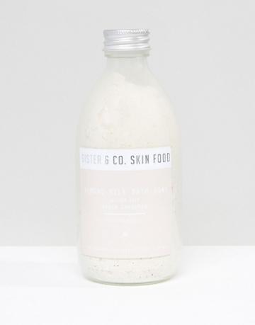 Sister & Co Almond Milk Bath Soak 300ml - Clear