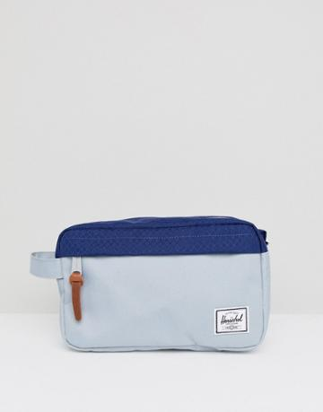 Herschel Supply Co Chapter Toiletry Bag 5l - Blue
