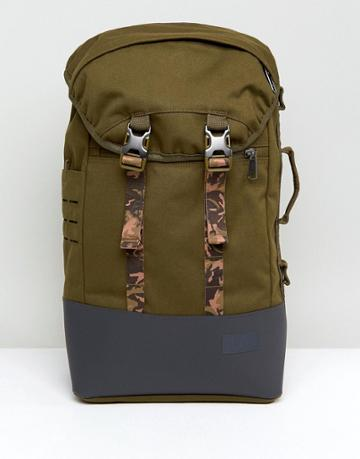 Eastpak Bust Backpack In Camo 20l - Green